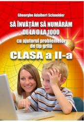 Sa invatam sa numaram de la 0 la 1000 - clasa II