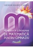 Memorator si indrumar de matematica pentru gimnaziu