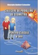 Culegere de probleme de geometrie pentru clasele V - VIII