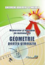 Memorator si indrumar de matematica geometrie pentru gimnaziu