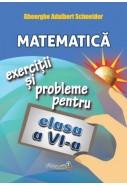 Matematica - exercitii si probleme pentru clasa a VI-a