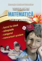 Teste grila de matematica pentru clasele 1 - 4